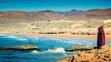A Word on Surf Travel To Morocco with COVID - 19