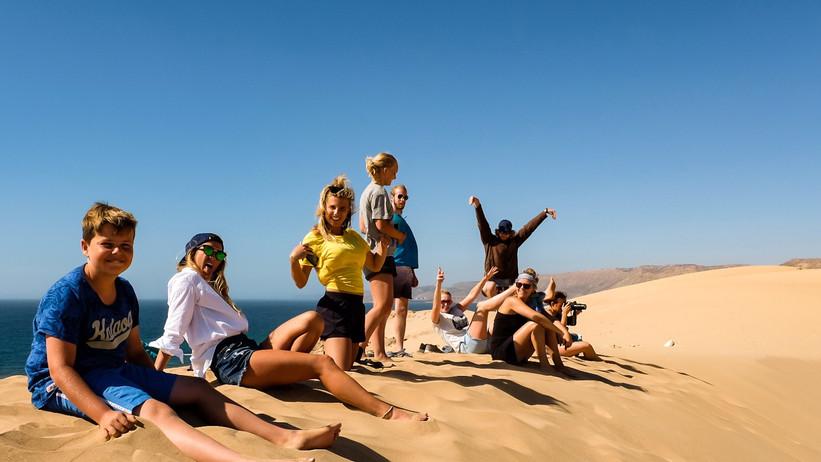 Tamri Desert Dunes