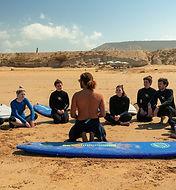 surf and yoga morocco