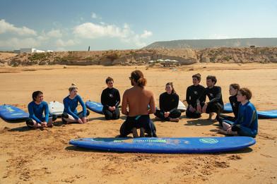 surf coaching morocco
