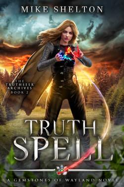 TruthSpell cover 2.0