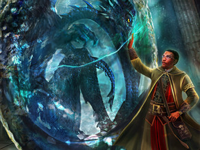 Cover Reveal - THE DRAGON ORB