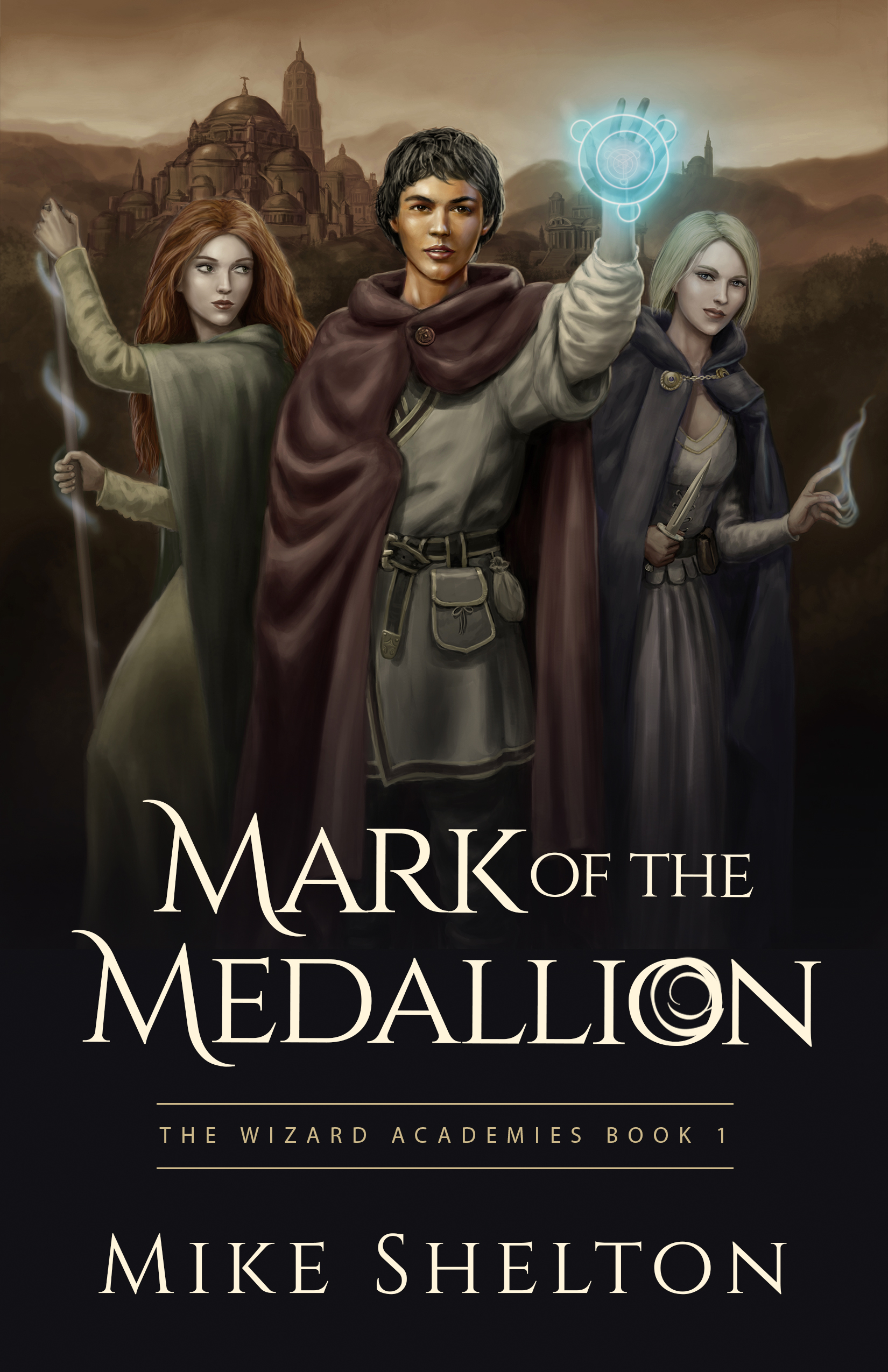 Mark of the Medallion-cover 5