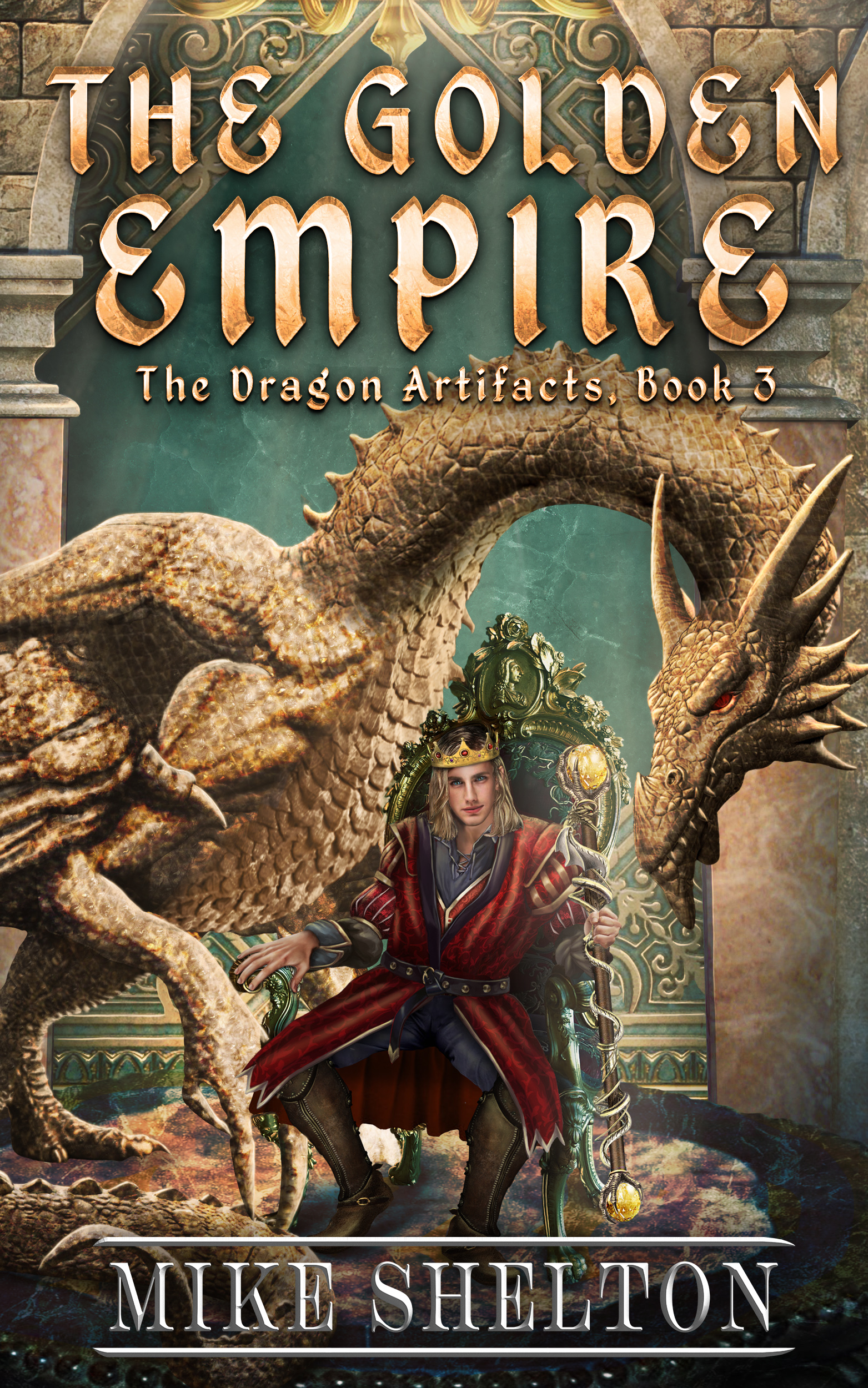 the golden empire cover