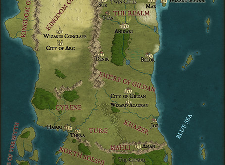 My fantasy world magic system (part 5-wizard schools)