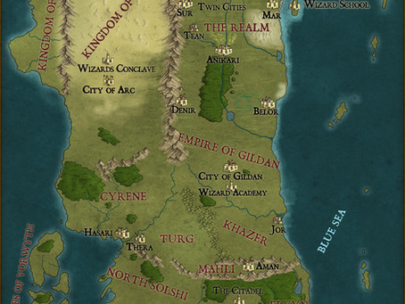 My fantasy world magic system (part 5-wizard schools)