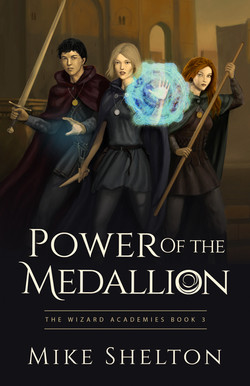 Power of the medallion cover5