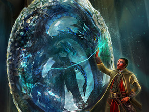 The Dragon Orb on pre-sale for 99 cents!
