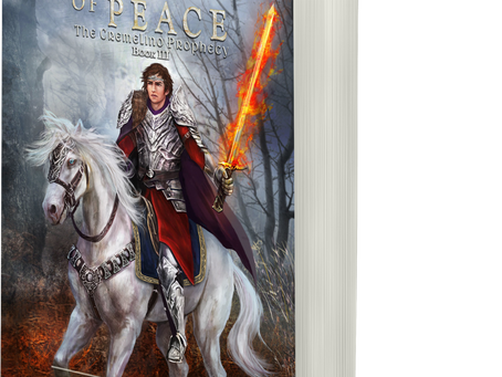 The Path of Peace available for Pre-Order