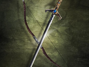 New novella, THE BLADE AND THE BOW.