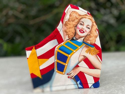 Patriotic Sally