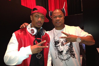 Nick Cannon and Xhibit