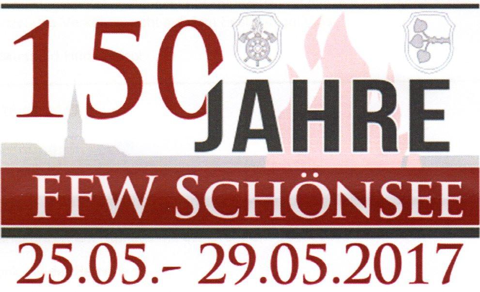 150 Jahre FFW Schönsee