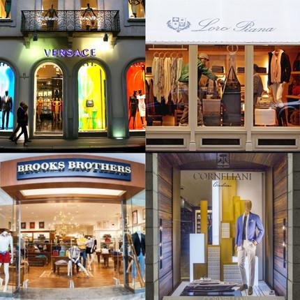 Il Retail: un'esperienza di lusso