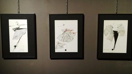 Gianfranco Ferré: moda, un racconto nei disegni