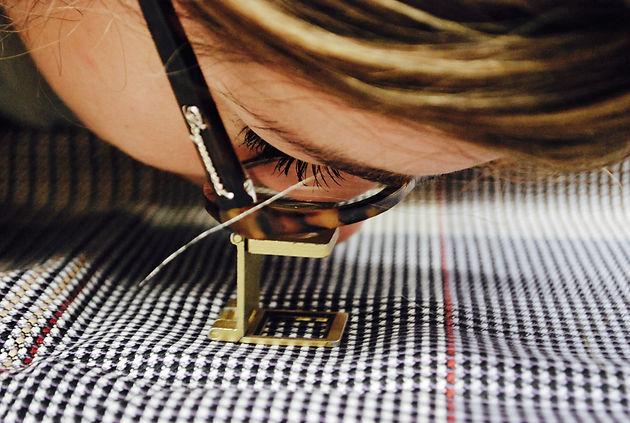 I ruoli nel settore del tessile: il Disegnatore