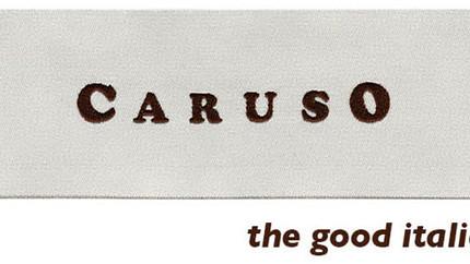 """Caruso, """"The Good Italian"""""""