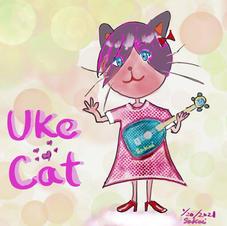 Uke Cat Girl #2