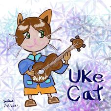 Uke Cat Boy #2