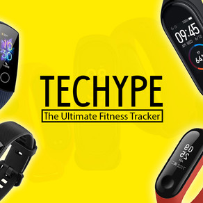The Ultimate Fitness Tracker