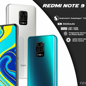 Redmi Note 9 Pro : The Battery King!!