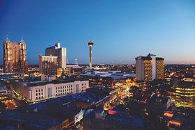 San Antonio City Skyline at Dusk.jpg