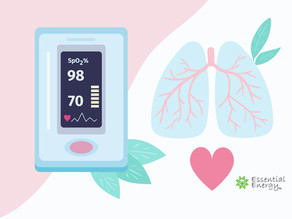 Blood Oxygen Saturation and Electromagnetic Radiation