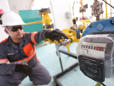 Cigás garante distribuição de gás natural para capital e interior