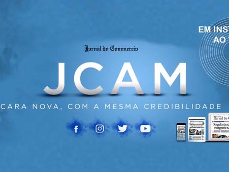 Cigás é destaque em Live do JCAM
