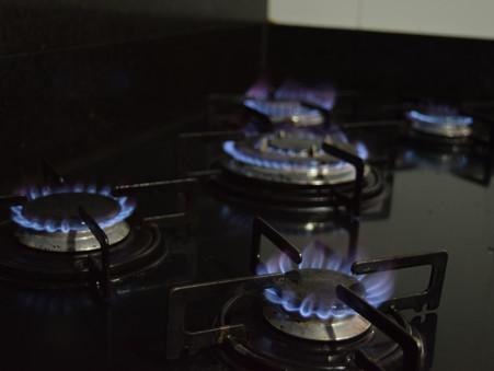 Gás Natural tem primeiro consumo residencial