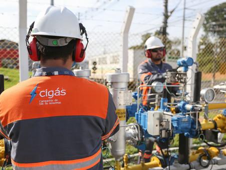 Em 10 anos, Cigás avança no ranking nacional de concessionárias do segmento