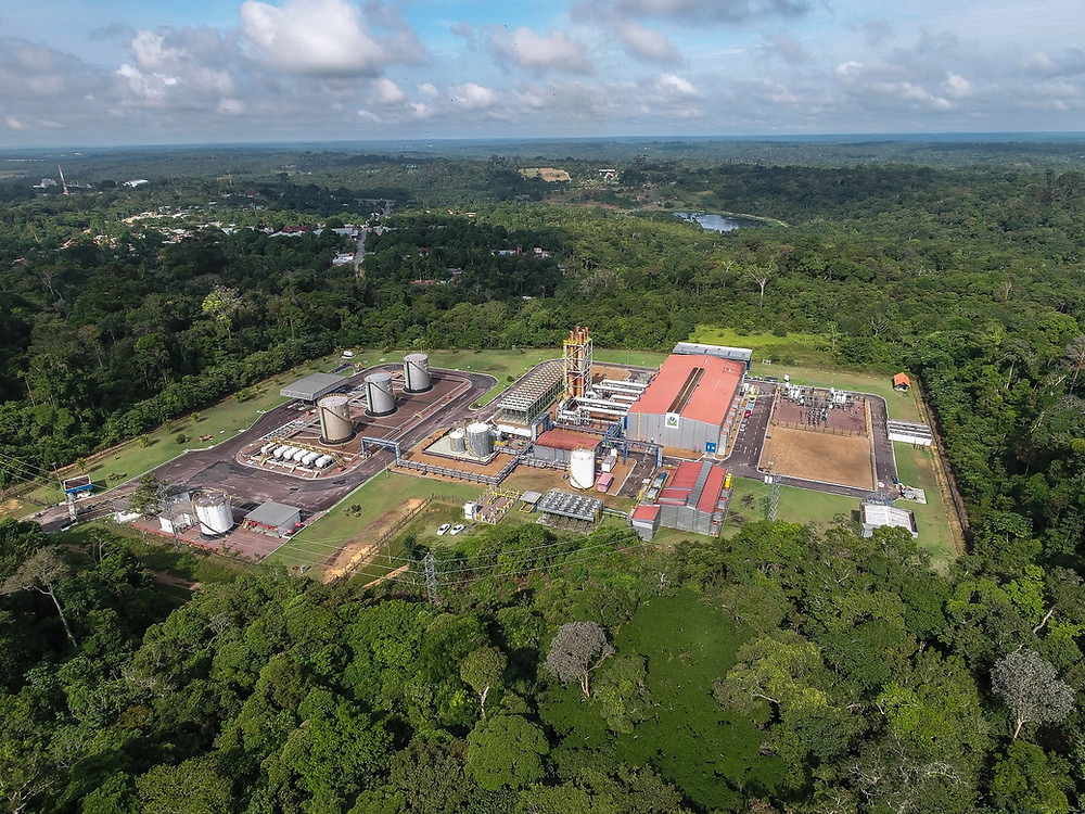 Usina Termelétrica Manauara