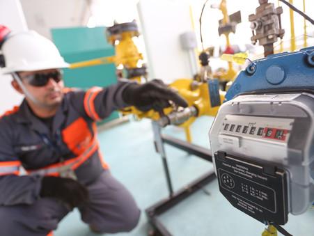 Consumo de gás natural atinge novo recorde no PIM em setembro