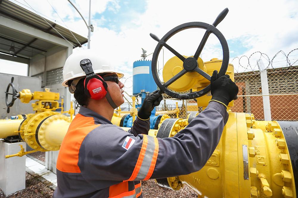 Gás natural fornecido a termelétricas representa ao maior volume comercializado