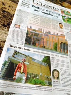 Dawa Circle-Gazette Front Page