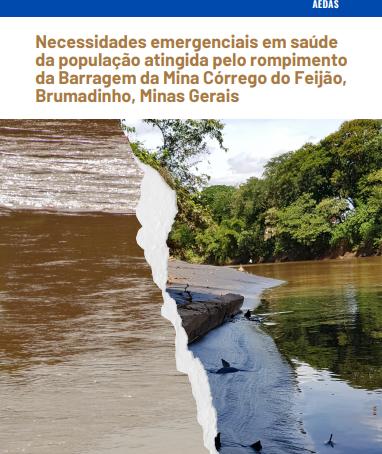 Danos à saúde: Aedas apresenta relatório de estudos realizados por consultoria em Brumadinho