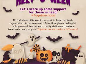 Help-O-Ween on Halloween