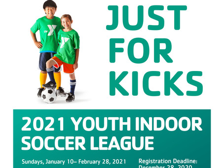 Indoor Soccer League Starts January