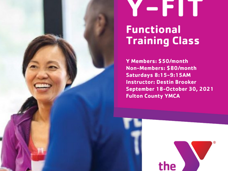 Y-Fit Class Added