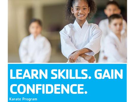 Youth Karate Program