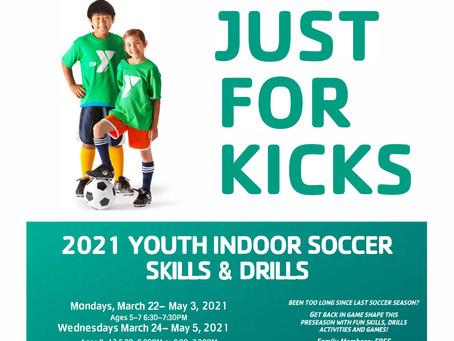 Youth Indoor Soccer Program