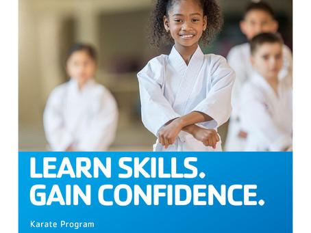 Karate Program Kicks Off Tomorrow