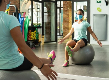 Group Exercise Classes Moving Indoors Starting Monday