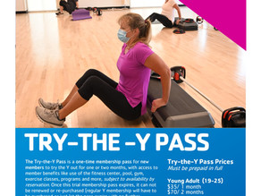 New Try-the-Y Pass