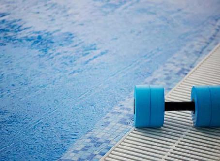 Adult Aqua Exercise Reservations Begin Thursday