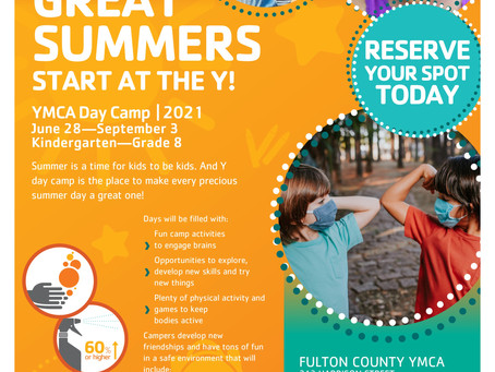 Summer Camp Registration Opens March 8th