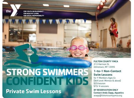 1-to-1 Swim Lessons