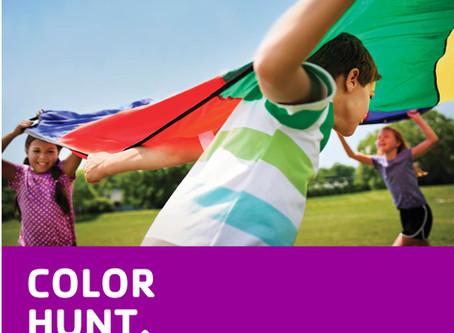 12 Bursts: Color Hunt