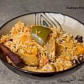 Avakai Chicken Biryani