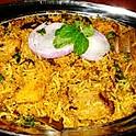 Aachar Chicken Biryani